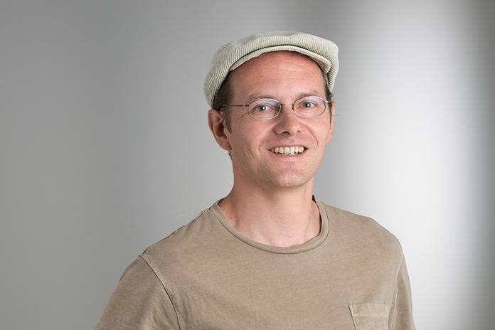 Portrait Patrick Weber