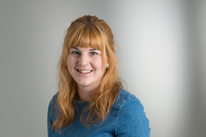 Portrait Sabrina Zumbühl