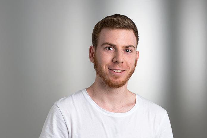 Portrait Timo Linden