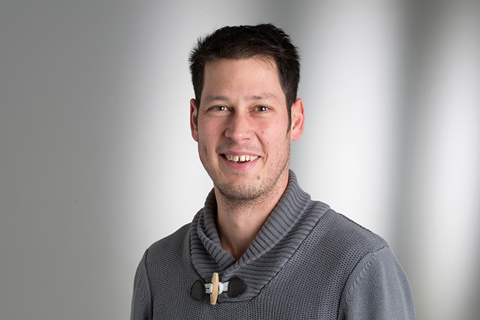 Portrait Daniel Ilg