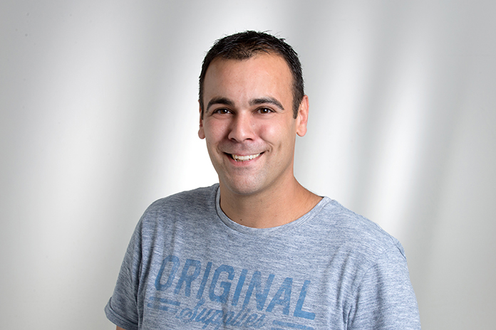 Portrait Adrian Barreiro